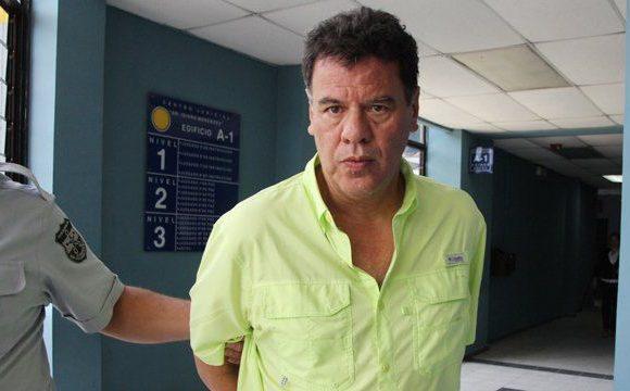 Reynaldo Vásquez, otro de los implicados que recibe suspensión de por vida.